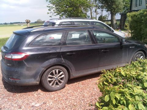 Ford Mondeo Wagon 1.6 TDCi ECOnetic Lease Trend 2011