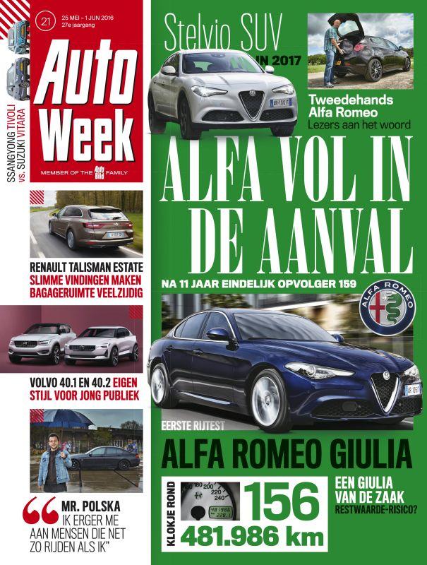 AutoWeek 21 2016