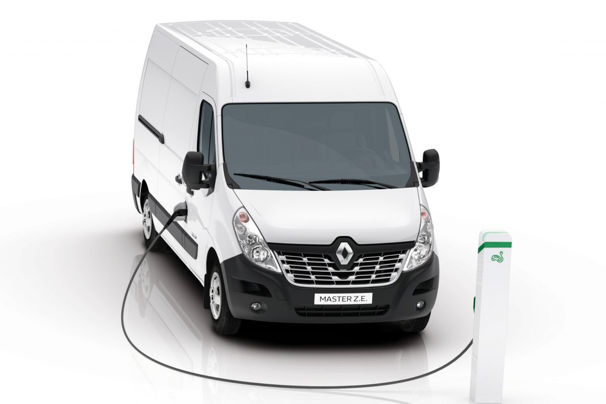 Vraag Elektrische Bedrijfswagens In De Lift Autoweek Nl