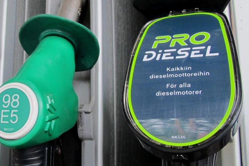 PSA Blauwe Diesel