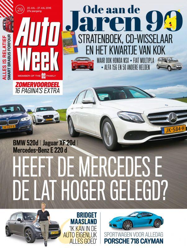 AutoWeek 29 2016