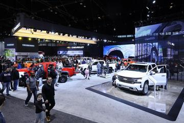 Chicago Auto Show gaat door in juli