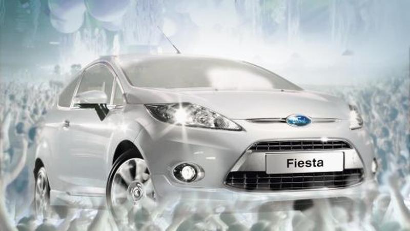 Ford Fiesta 1.25 82pk Titanium (2010)