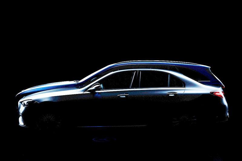 Mercedes-Benz C-klasse teaser