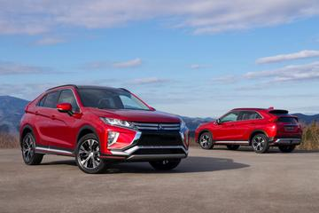 Dít is de Mitsubishi Eclipse Cross!