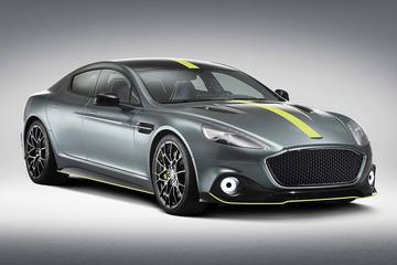 Aston Martin Rapide AMR gepresenteerd
