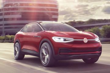Herzien: Volkswagen I.D. Crozz II Concept