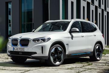 Prijs elektrische BMW iX3 bekend
