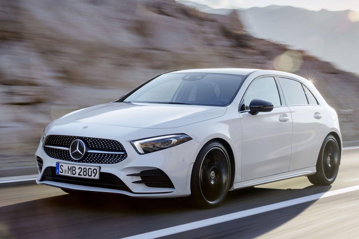 Nieuwe V60 2018 >> Prijzen nieuwe A-klasse bekend | Autonieuws - AutoWeek.nl