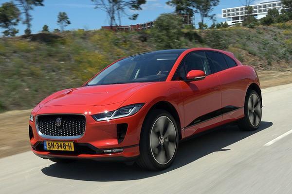 Productie Jaguar I-Pace omhoog voor Nederland