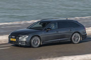 Test: Audi A6 Avant 55 TFSIe