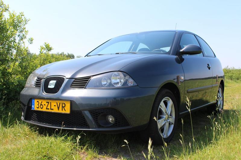 Seat Ibiza 1.6 16V Freestyle (2008)