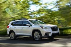 Subaru Ascent gepresenteerd