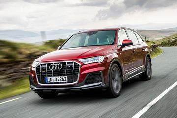 Audi Q7 - Rij-impressie