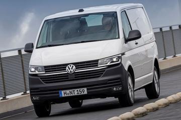 Vernieuwde Volkswagen Transporter '6.1' heeft een prijs