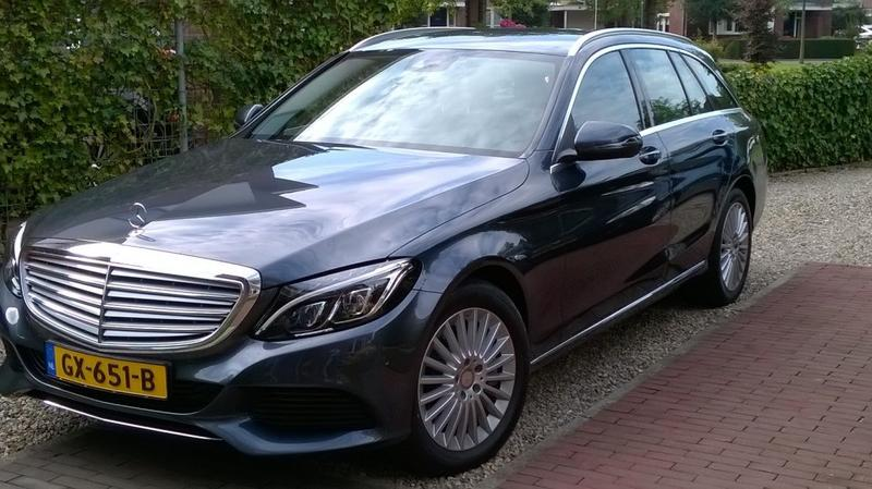 Mercedes-Benz C 350 e Estate Lease Edition (2015) #3