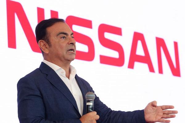 'Ghosn wilde topman Nissan vervangen'