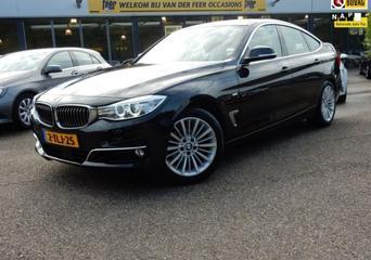 BMW 320i xDrive Gran Turismo High Executive (2014)