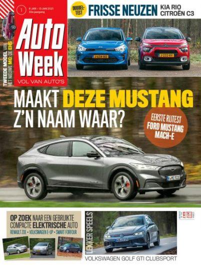 AutoWeek 1 2021