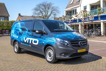 Prijs Mercedes-Benz eVito (Launch Edition) bekend