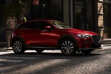 Vernieuwde Mazda CX-3 deze zomer in Nederland