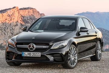 Mercedes-Benz C 180 Business Solution AMG (2021)