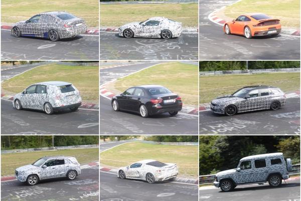 AutoWeek-lezer Spot Nürburgring-special