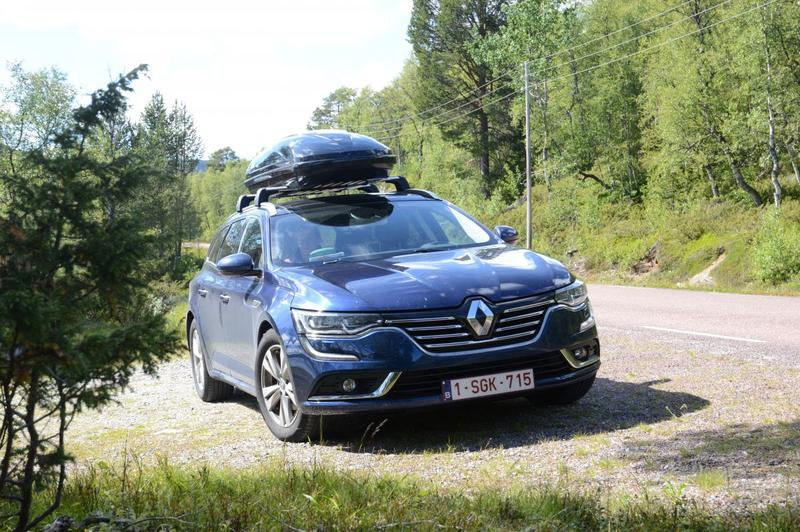 Renault Talisman Estate dCi 110 Intens (2017) #2