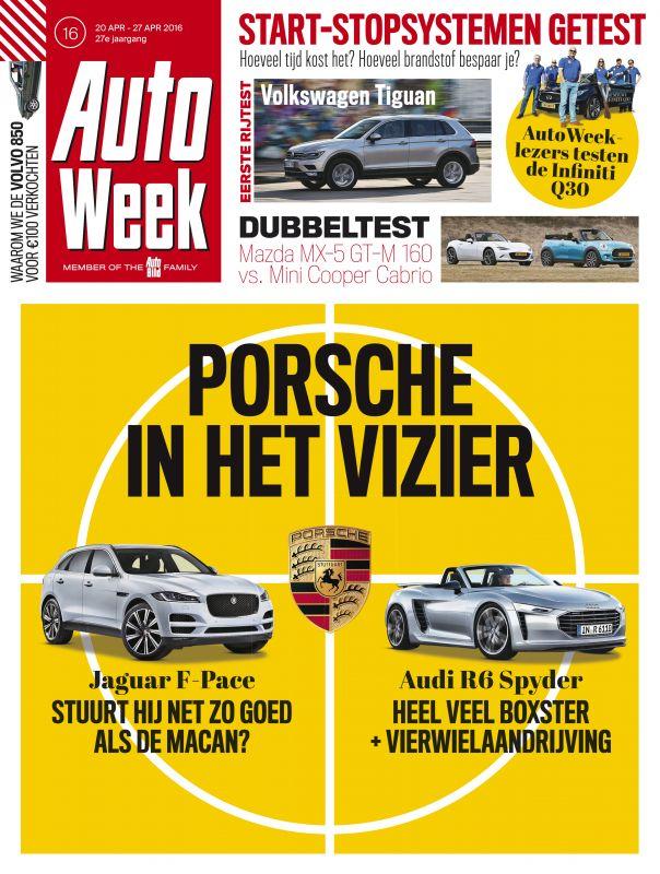 AutoWeek 16 2016