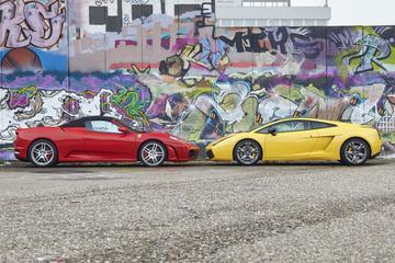 Ferrari F430 vs Lamborghini Gallardo - Occasion Dubbeltest