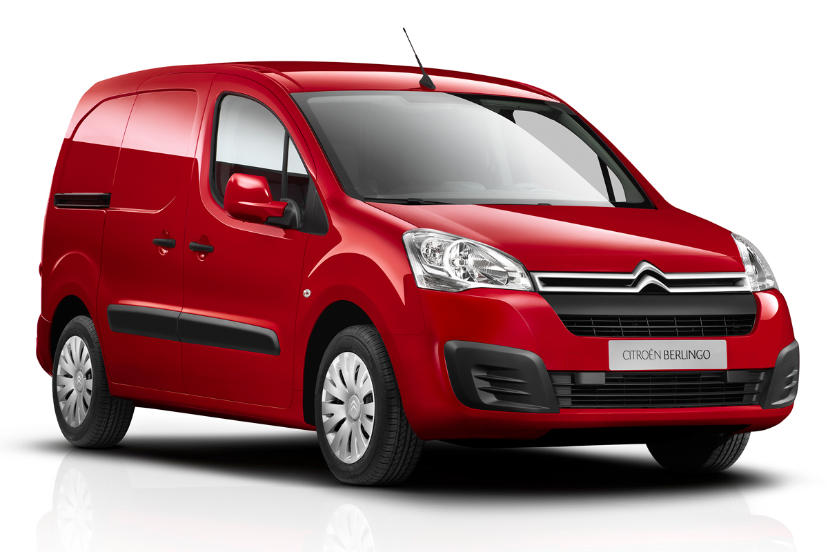 Citroën Berlingo facelift