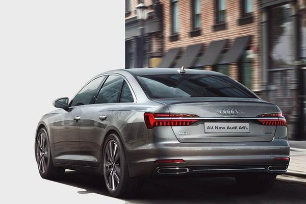 Audi A6L rekt zich uit in China
