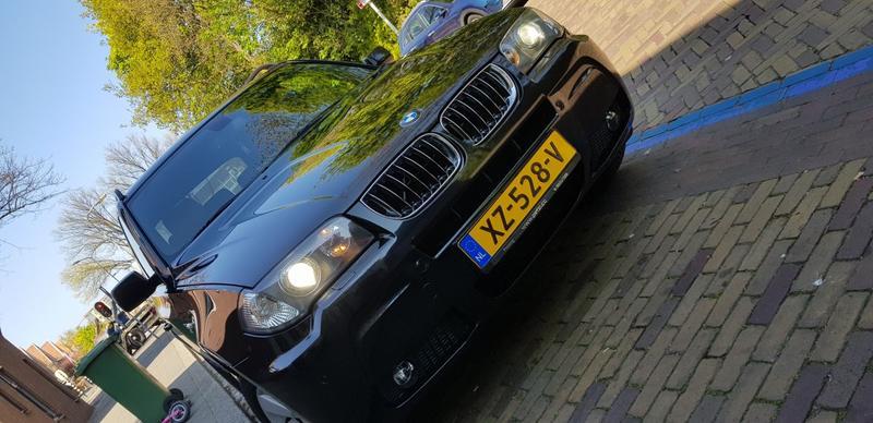 BMW X3 xDrive30d High Executive (2006)