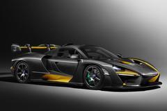 Vijf speciale thema's voor McLaren Senna