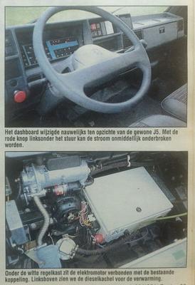 Peugeot J5 Electrique