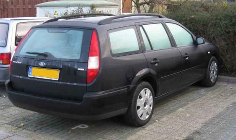 Ford Mondeo Wagon 2.0 TDCi 130pk Trend (2004)