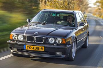 BMW M5 Touring - Reportage