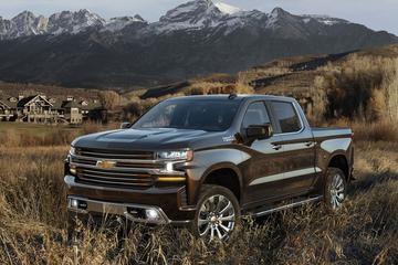 Officieel: nieuwe Chevrolet Silverado