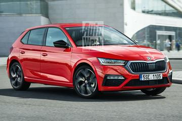 Blik to the Future: Skoda Fabia