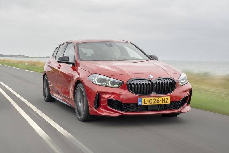 Test: BMW 128ti