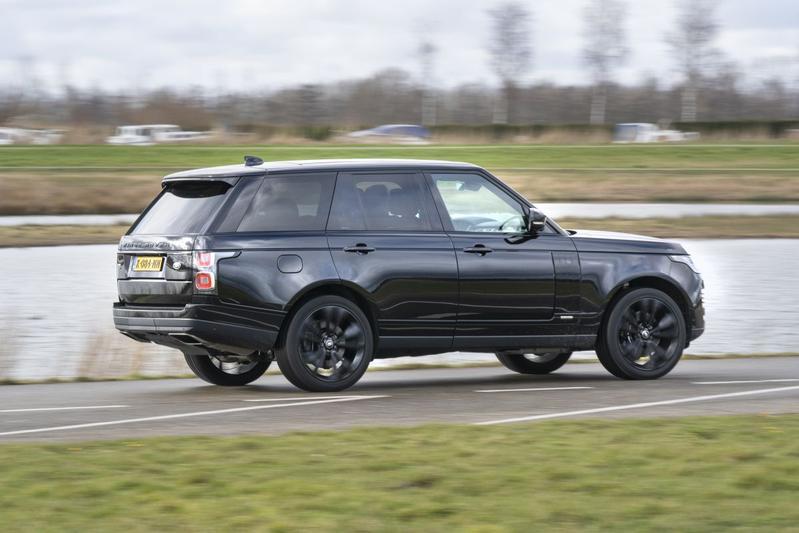 Test: Range Rover D350