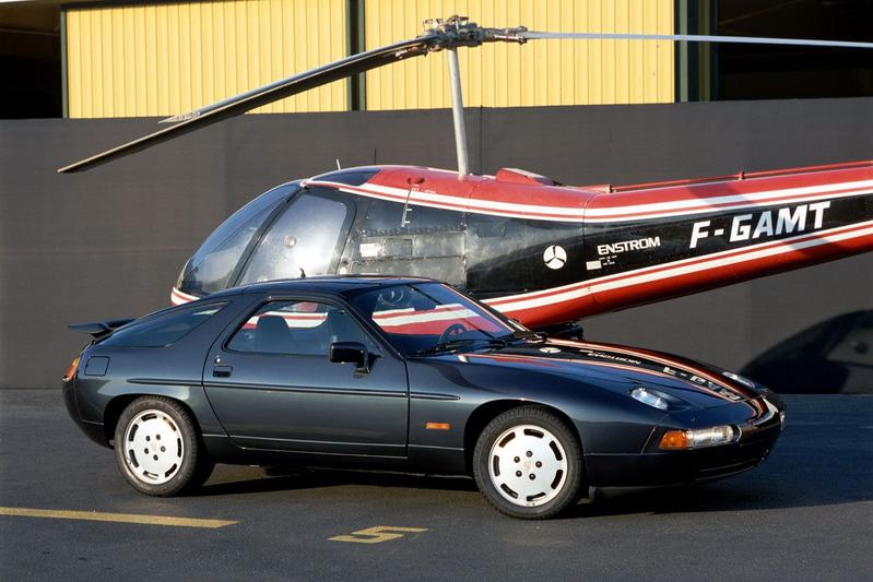 Facelift Friday Porsche 928