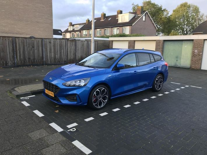 Ford Focus Wagon 1.5 EcoBlue 120pk ST Line Business (2019)
