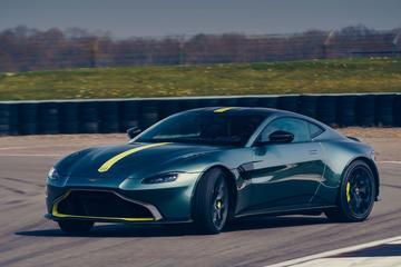 Aston Martin Vantage AMR onthuld