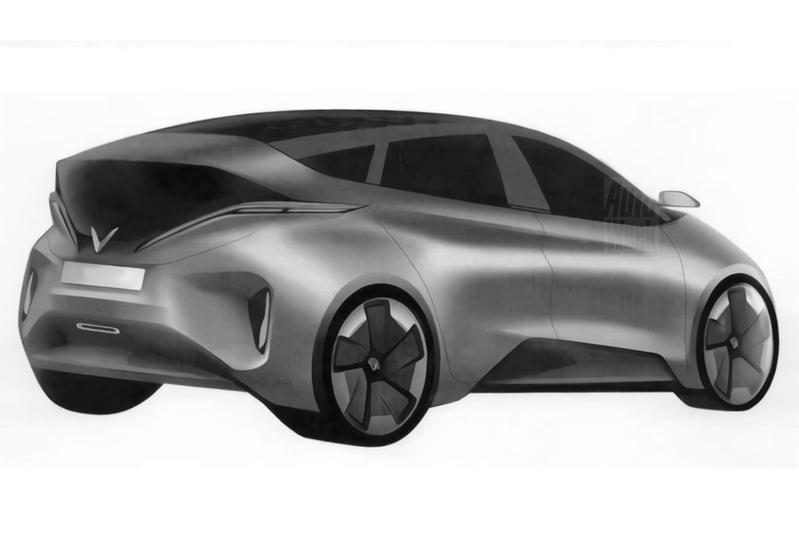 Vinfast Concept-car patent
