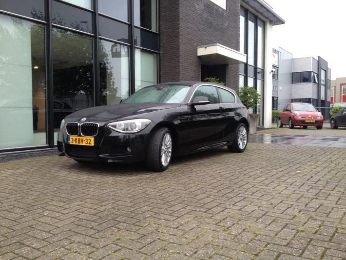 BMW 114i EfficientDynamics Edition Business + (2013)