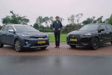 DS 3 Crossback vs. Kia Stonic - Dubbeltest