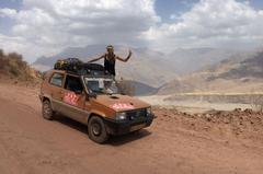 Fiat Panda goes Mongol Rally - Deel 5