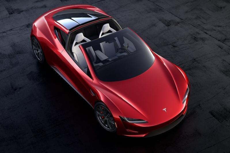 Tesla Roadster in Nederland te reserveren