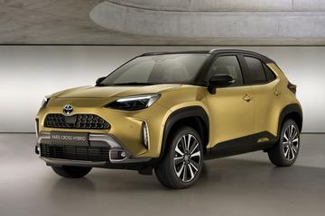 Prijzen Toyota Yaris Cross bekend